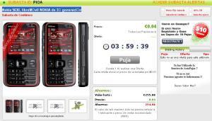 Nokia 5630, libreM�vil NOKIA de 3� generaci�n